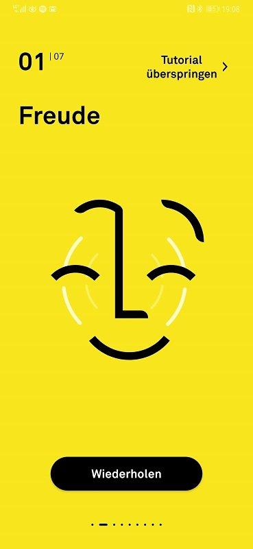 Huawei Facing Emotions hilft Sehbehinderten Emotionen wahrzunehmen 2