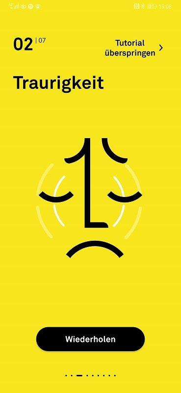 Huawei Facing Emotions hilft Sehbehinderten Emotionen wahrzunehmen 3