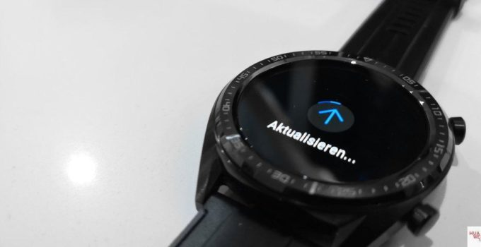 HUAWEI Watch GT Firmware Update