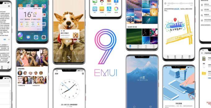 EMUI 9 Titel