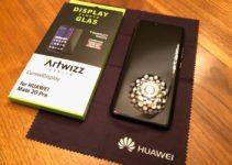 Huawei Mate 20 Pro – Display Glas von Artwizz im Test