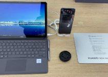HUAWEI MateBook E – Das Notebook mit Snapdragon SoC und Windows 10
