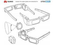 Patent für Huawei AR Brille veröffentlicht