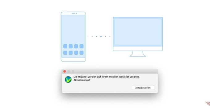 HiSuite am Mac bekommt Update – Endlich Backup möglich