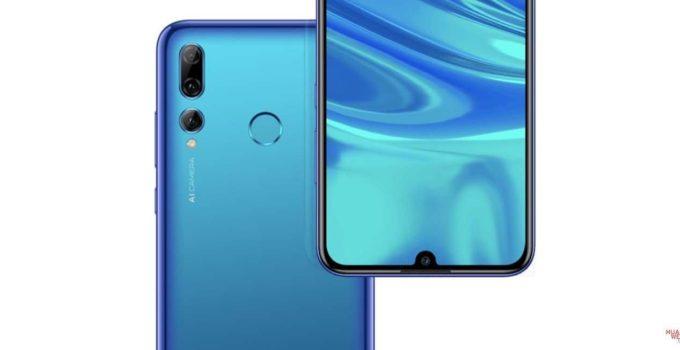 Aus dem nichts: Huawei kündigt P Smart+ 2019 an