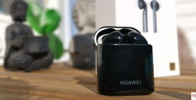 HUAWEI FreeBuds 2 Pro Test - Titel