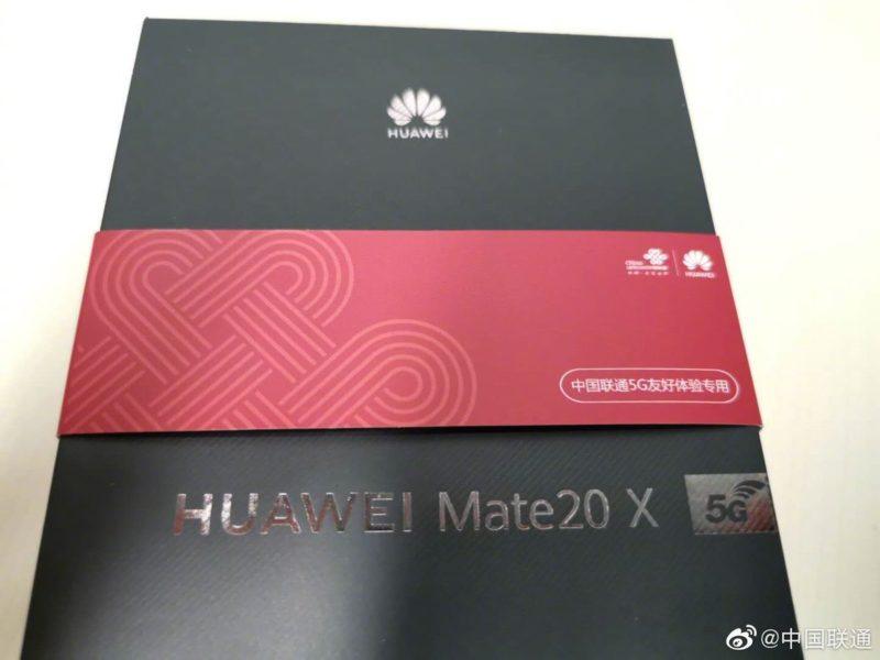 Mate 20X 5G