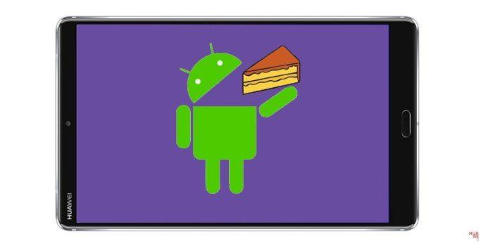 MediaPad M5 8.4 - Android 9