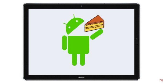 MediaPad M5 - Android 9