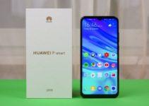 Daniil testet das HUAWEI P Smart 2019