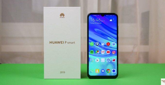 HUAWEI PSmart 2019 Update: Juni 2021 Sicherheitsupdate