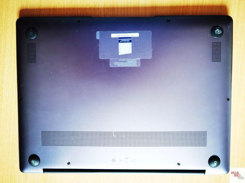 HUAWEI Matebook 13 Test Lautsprecher