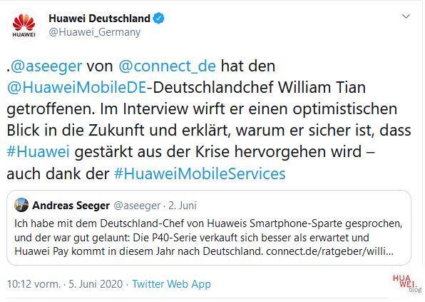 HUAWEI Pay soll noch 2020 nach Deutschland kommen 1