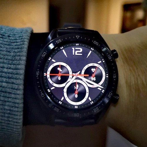 HUAWEI Watch GT Firmware Update 1.0.3.88 mit neuem Watchface 1