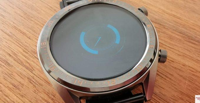 Neue Firmware für die HUAWEI Watch GT