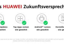 Android Q für HUAWEI Geräte – Fakten