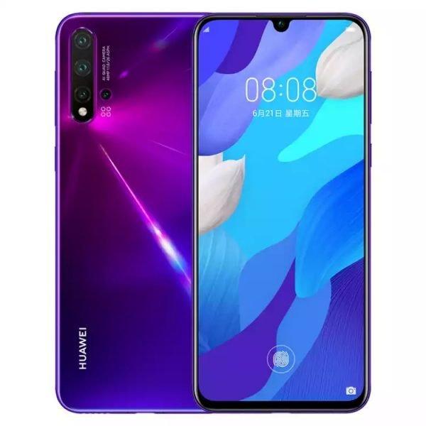 Huawei Nova 5 vor Release 1