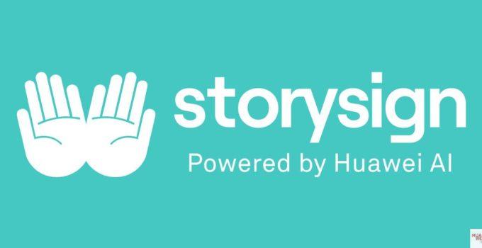 HUAWEI setzt Engagement für Gehörlose fort 1