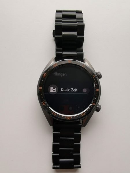 HUAWEI Watch GT Update Duale Zeit