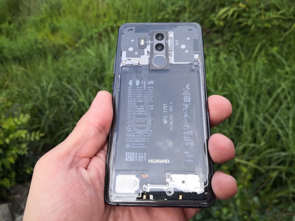 HUAWEI Mate 10 Pro - Explorer Edition