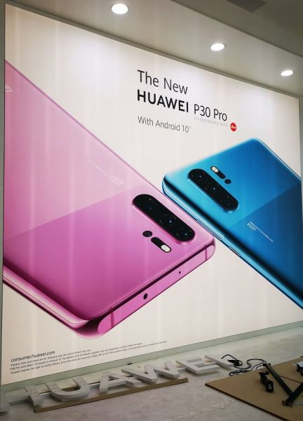 HUAWEI IFA P30 Pro Colors Android 10 Q