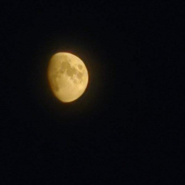 Mate 20 pro Nachtaufnahme