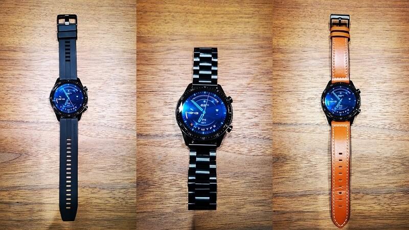 HUAWEI Watch GT 2 Test - Smartwatch für Fitness & Lifestyle 3