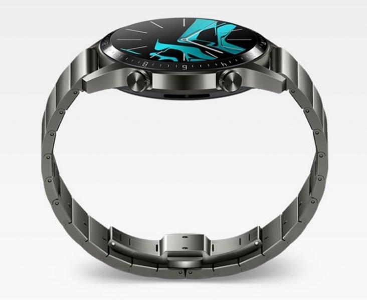 HUAWEI Watch GT 2 Test Design