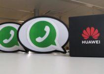 HUAWEI Whatsapp Service Nummer Titel