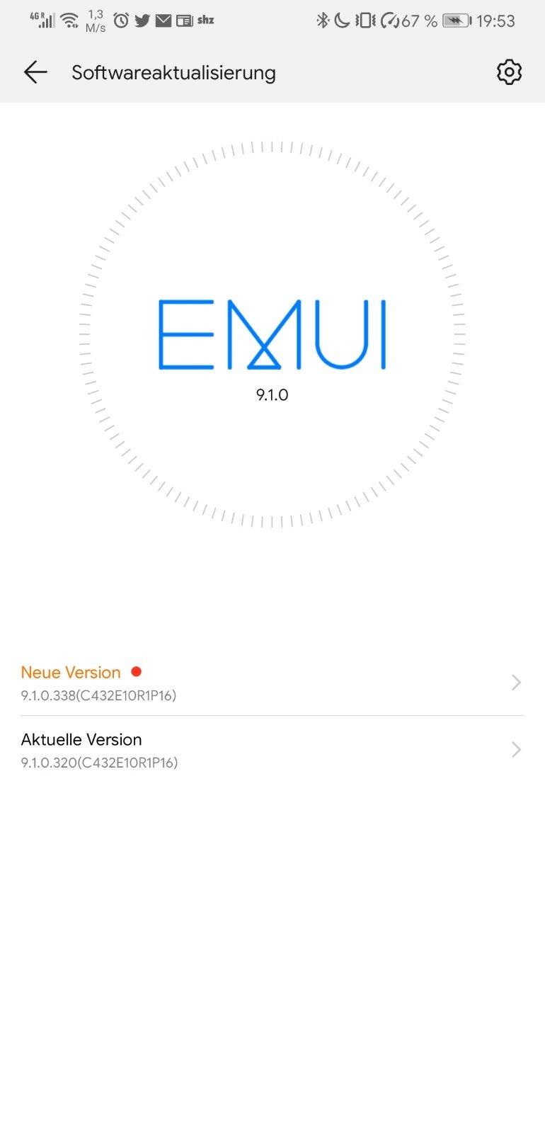 Huawei Mate 20 und Y9 (2019) erhalten September-Patch 1