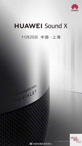 Huawei News - Matebook D, Sound X und Nova 6 3