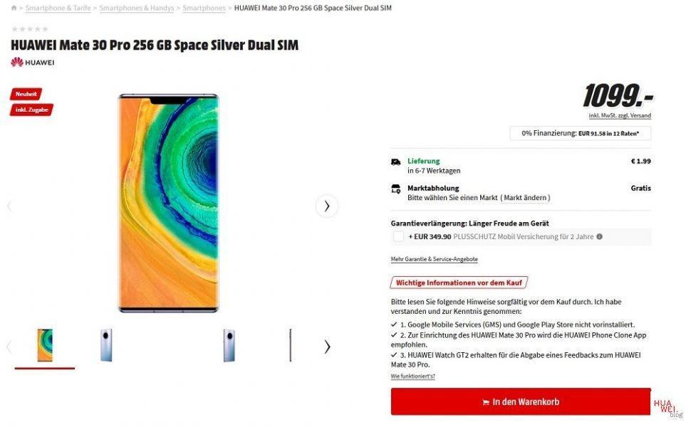 HUAWEI Mate 30 Pro kaufen: Was müsst ihr wissen?! 1