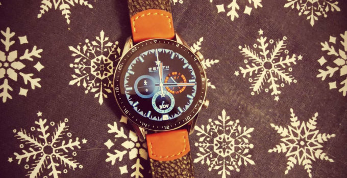 HUAWEI Watch GT Custom Watchface Installieren Anleitung How To