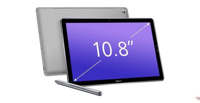 MediaPad M5 10.8 WiFi und Pro erhalten Aprilpatch 2020