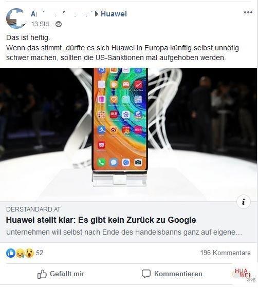 HUAWEI kehrt Google komplett den Rücken - NEIN! 1