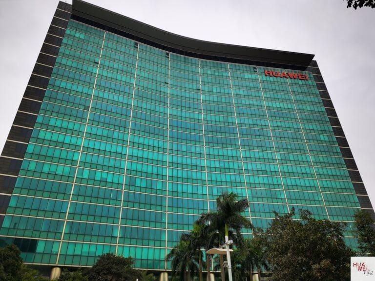 HUAWEI Reise_Huawei Campus Hochhaus