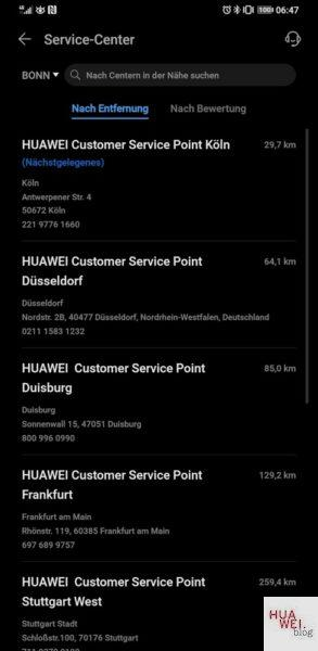 HUAWEI Support App