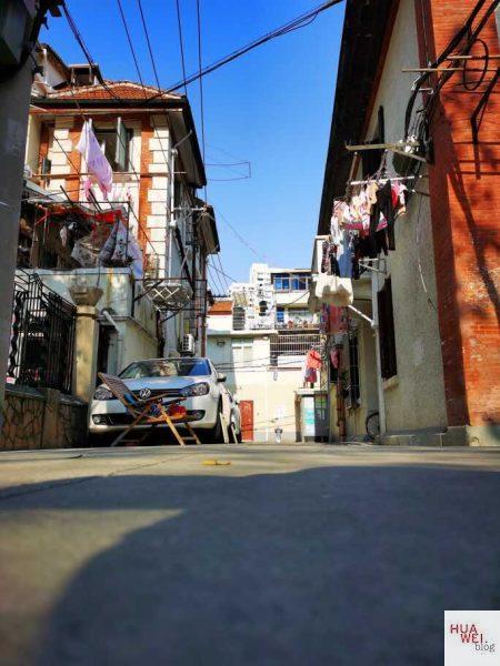 Huawei China Reise_Shanghai Street Fotografie