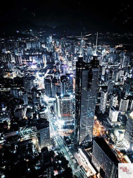 Huawei China Reise_Shenzhen Kingkey 100