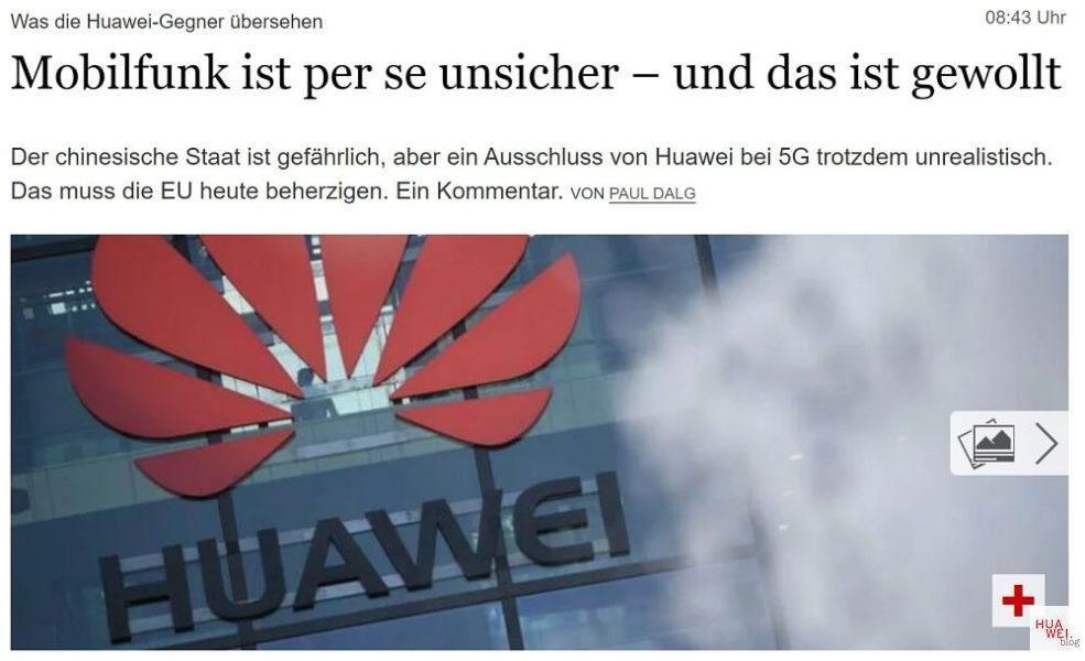 HUAWEI jetzt in den Top 10 der Brand Finance Global Top 500 1