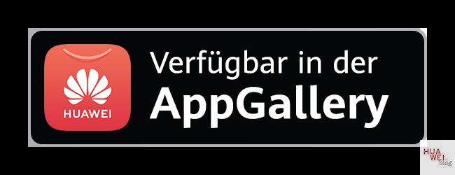 Verfügbar in der AppGallery