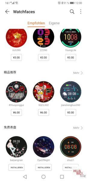 Watchface-Design-Store