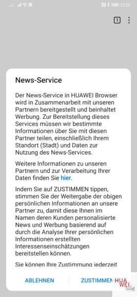 Bessere News für HUAWEI mit SQUID 3