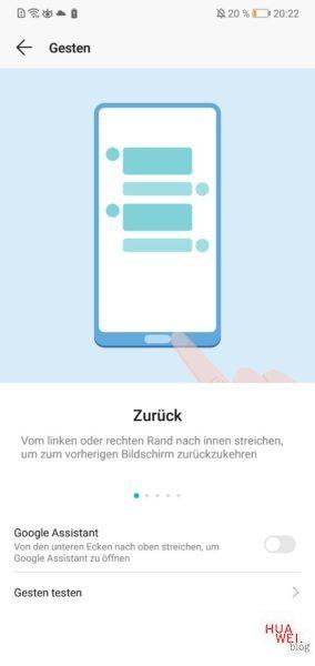 Wie richte ich mein erstes (Huawei) Smartphone ein? 11