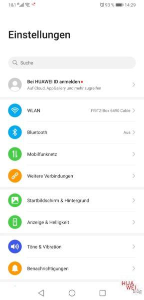 """Huawei veranstaltet AppGallery Gewinnspiel """"Lucky Roulette"""" 1"""