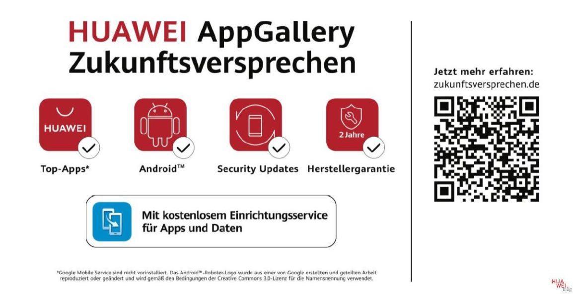 Huawei P40 Lite AppGallery