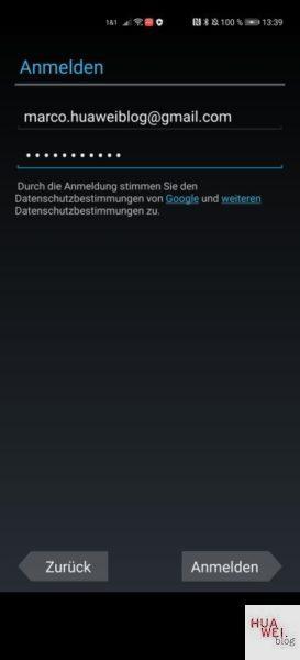 [Anleitung] HUAWEI P40 Pro Google Dienste installieren 1