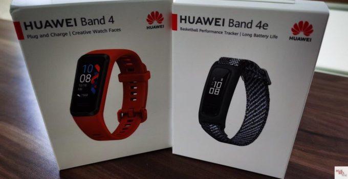 Huawei Band 4 Test