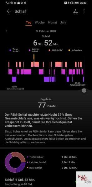HUAWEI Band 4 und 4e - Fit in den Frühling 6