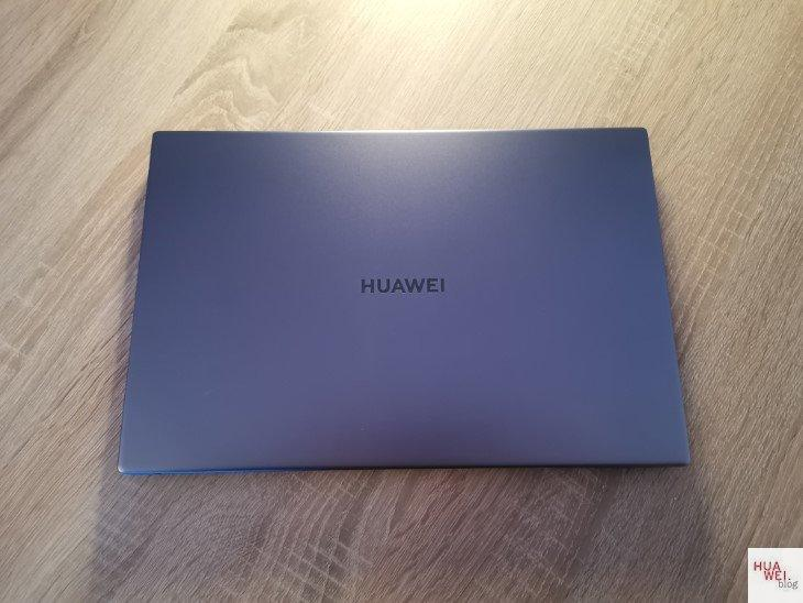 Huawei Matebook D14 Test Front View